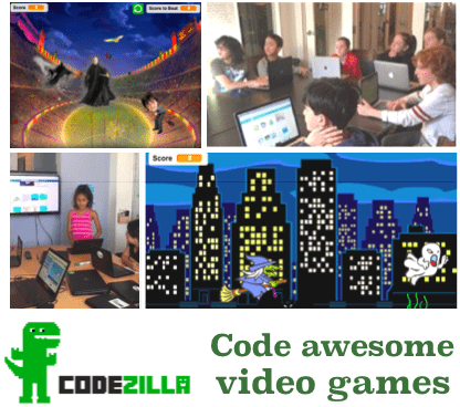 Codezilla Game Makers