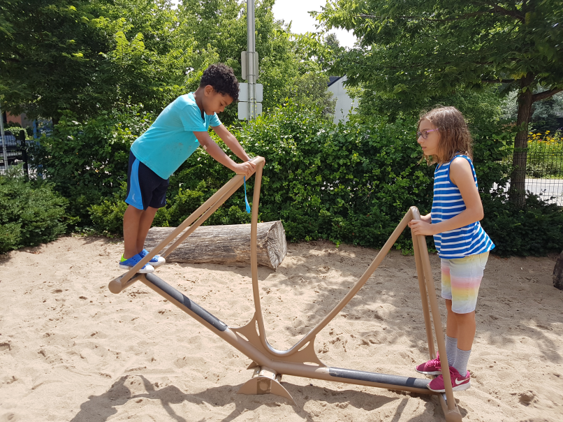 Camp Outdoor Play